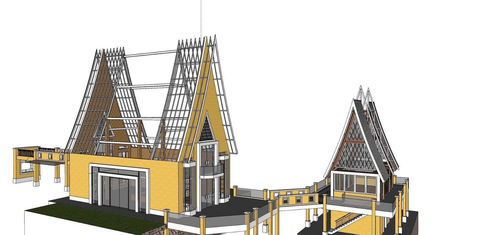 chuẩn bị xây nhà
