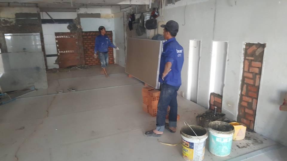 sửa chữa, cải tạo nhà ở
