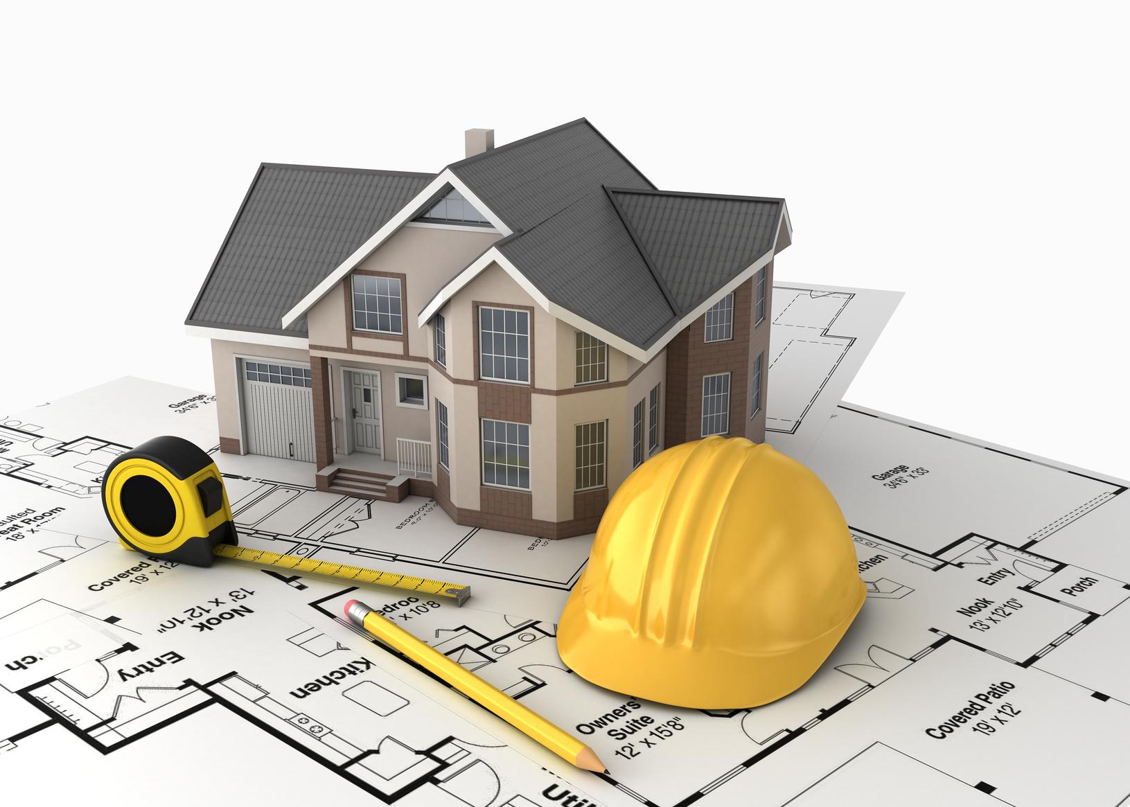 quy trình xây nhà