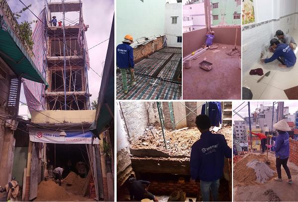 tư vấn sửa chữa cải tạo nhà