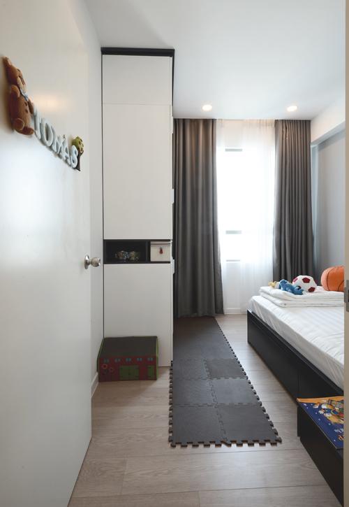 hoàn thiện căn hộ xây thô