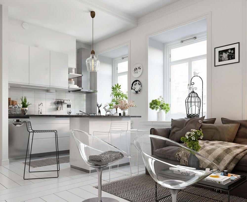 hoàn thiện nhà chung cư