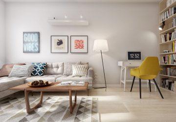 nội thất nhà chung cư