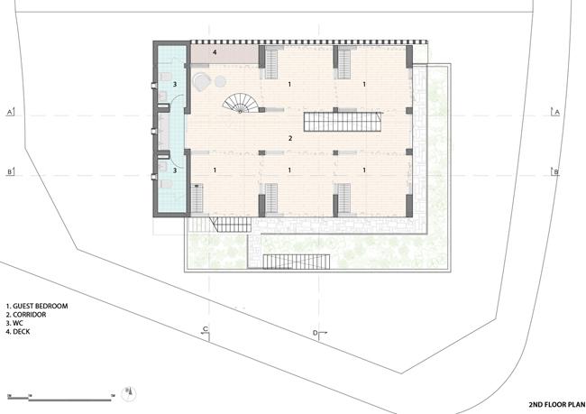 mẫu nhà 3 tầng