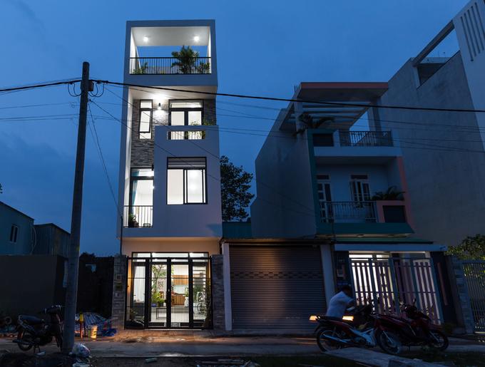 Chi phí xây nhà 4 tầng