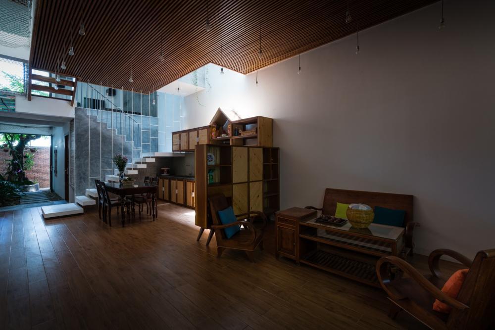 thiết kế nhà 3 tầng hướng tây