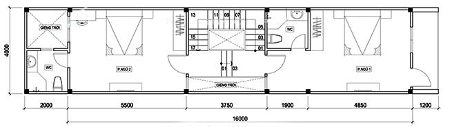tư vấn thiết kế nhà 4 tầngtư vấn thiết kế nhà 4 tầng