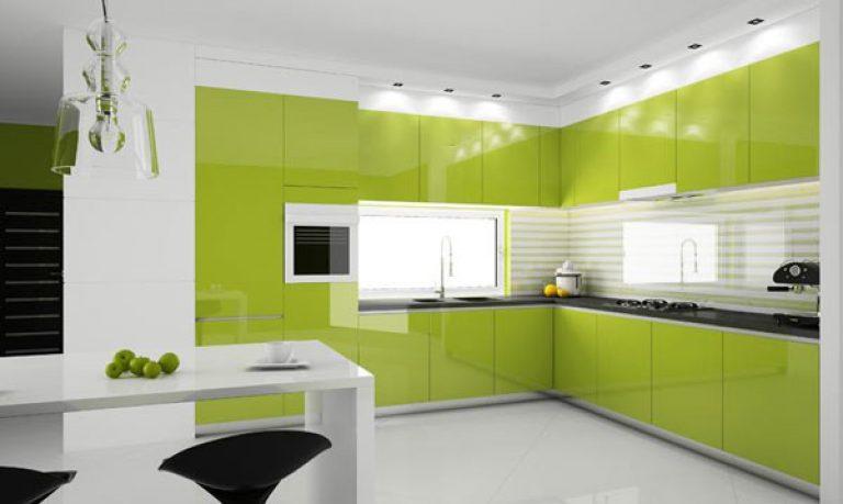 ý tưởng thiết kế bếp
