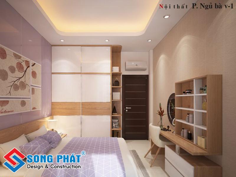Phòng ngủ bà nội