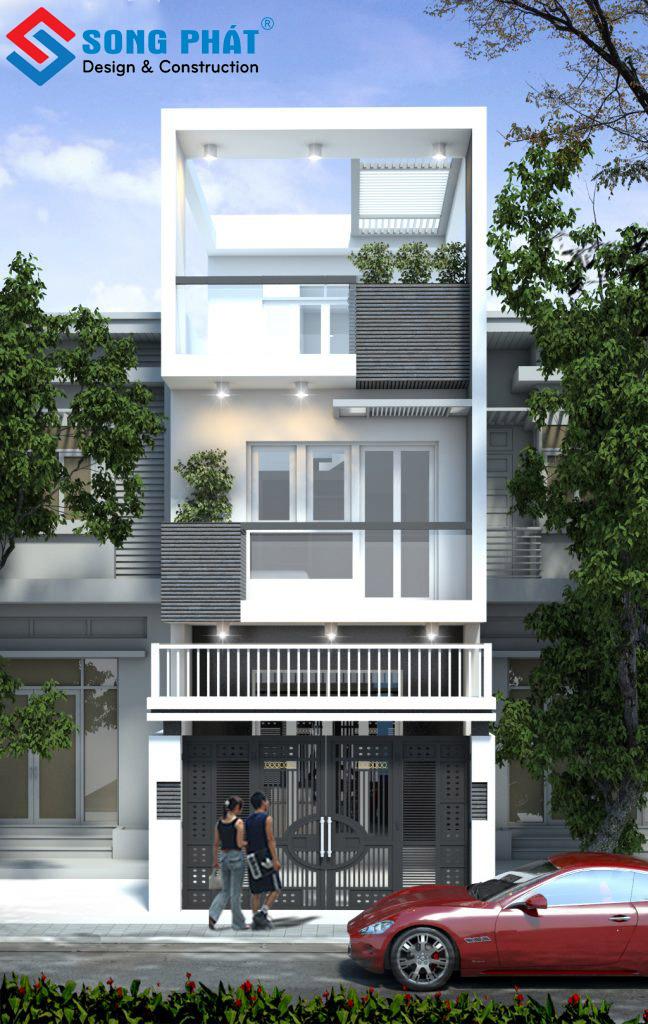 thiết kế nhà đẹp 5.