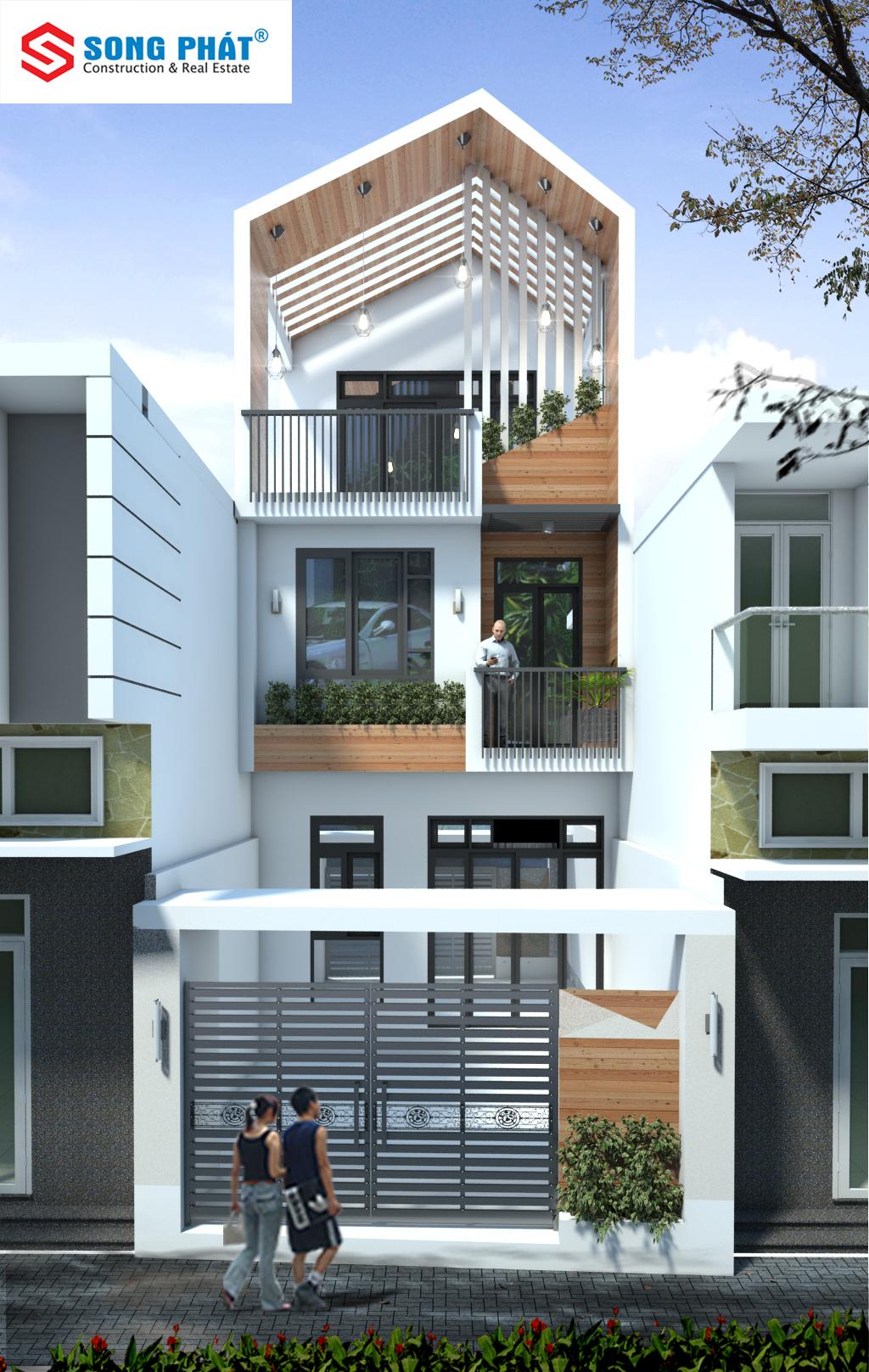 thiết kế nhà đẹp 2019