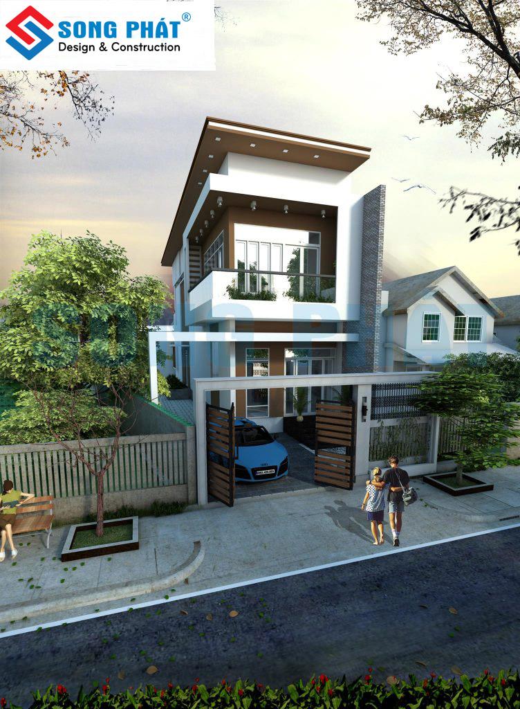 thiết kế nhà đẹp 10.
