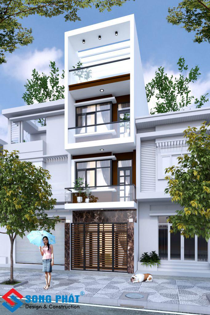 thiết kế nhà đẹp 4.