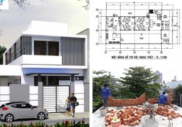 thiết kế công trình nhà trẻ
