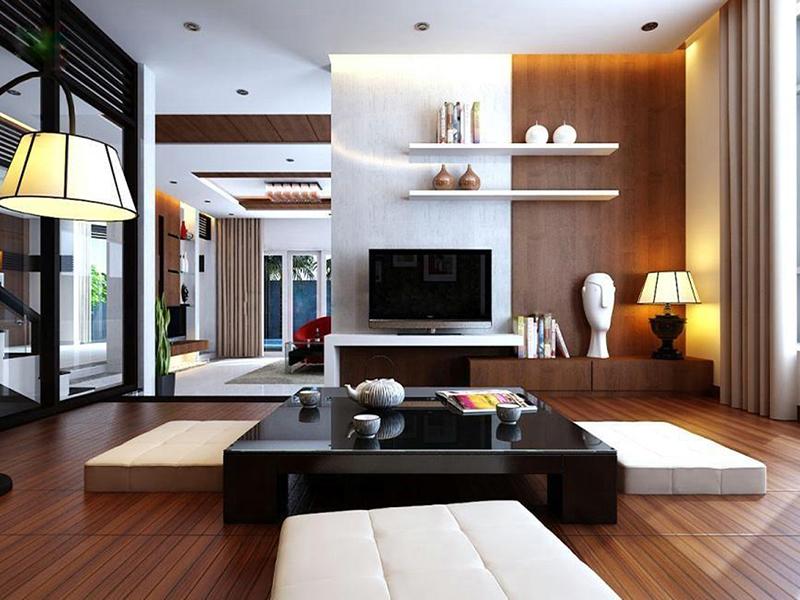 vật liệu hoàn thiện nhà