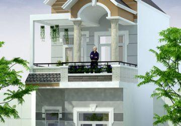 chi phí xây nhà mái thái