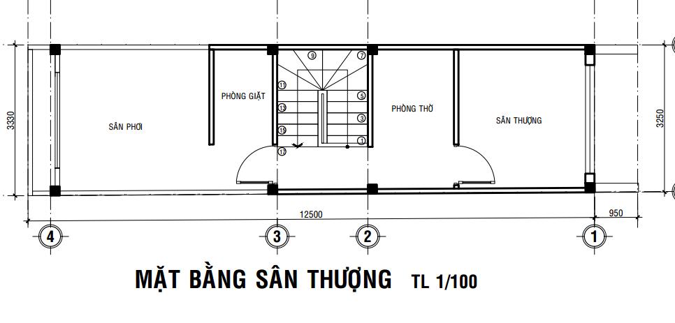 tư vấn xây nhà 5 tầng