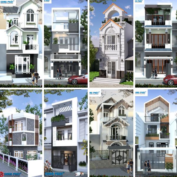 đơn giá xây nhà 2019