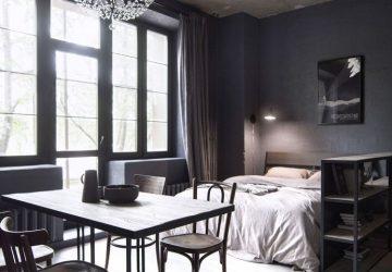 thiết kế căn hộ 40m2