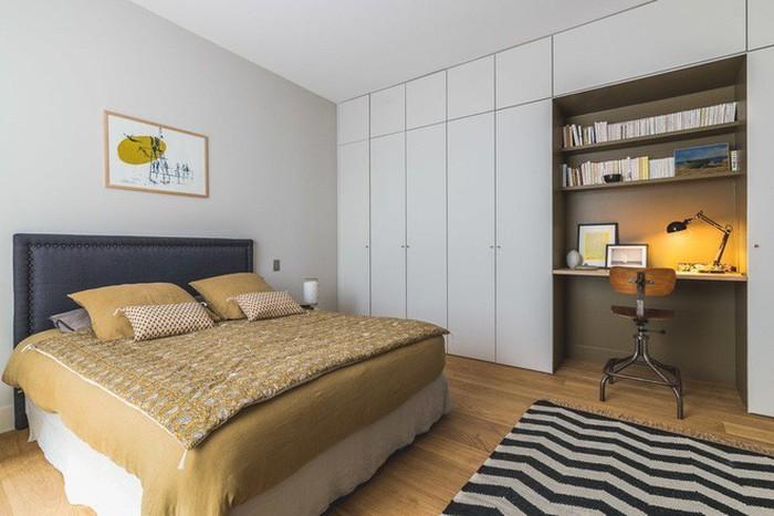 chọn nội thất phòng ngủ nhỏ