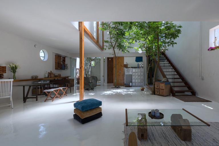 bố trí nội thất nhà 2 tầng