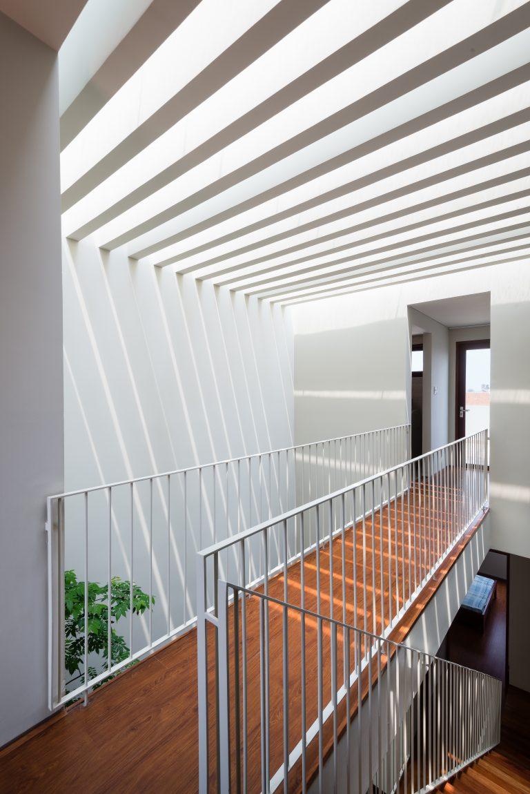 thiết kế nhà 4 tầng hướng tây