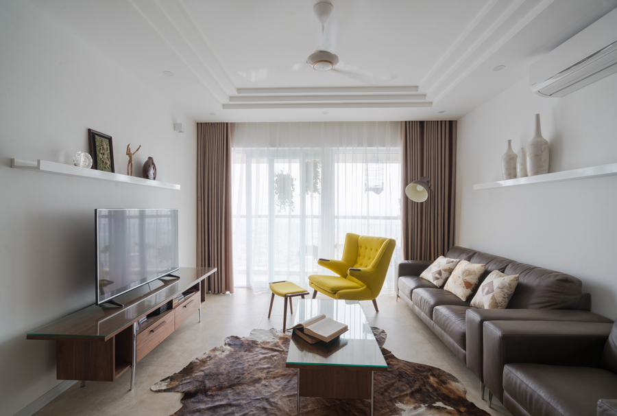 nội thất chung cư 110m2
