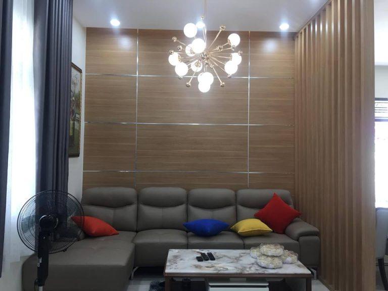 hoàn thiện nội thất nhà dự án