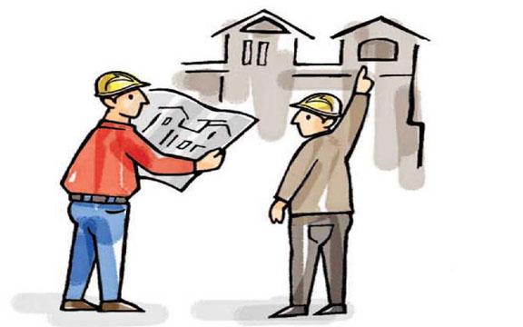 Quy mô xây nhà