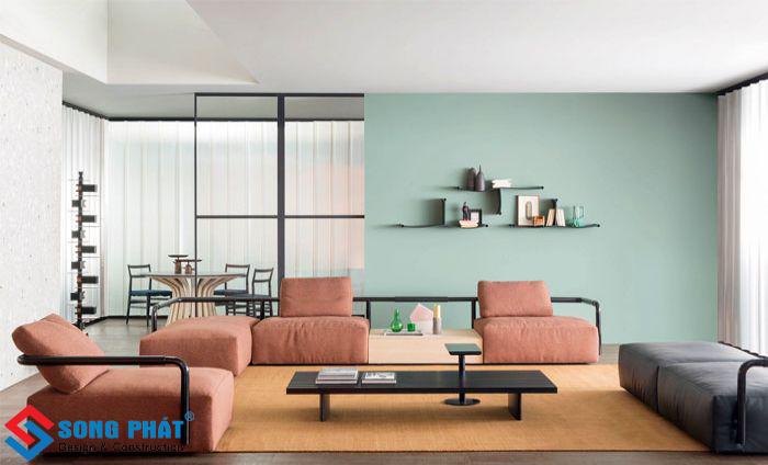 Xu hướng thiết kế nhà phố năm 2020 và đón đầu phong cách nội thất