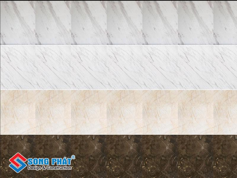 Gạch bóng kính loại gạch ốp tường bền chắc theo thời gian