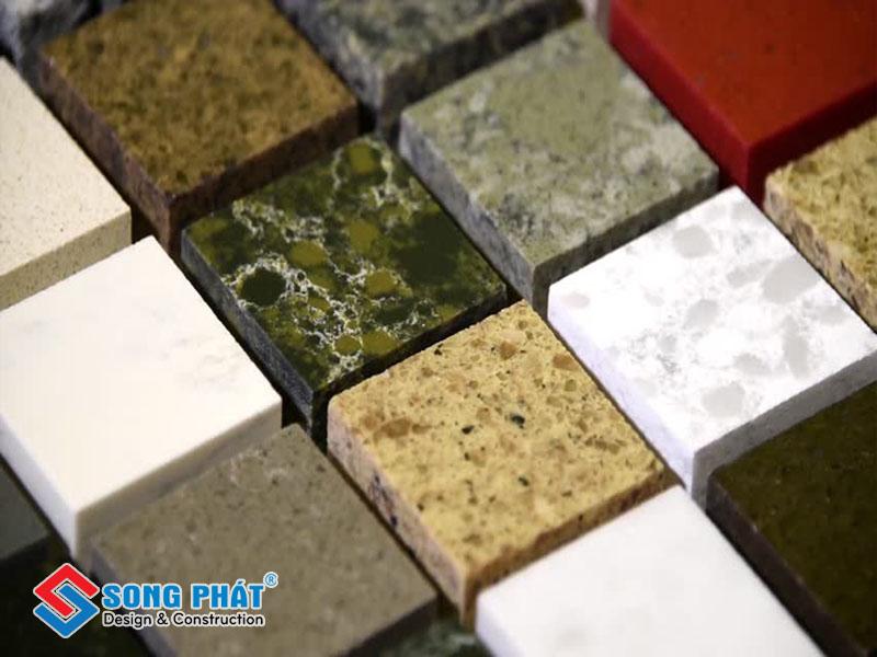 Gạch đá granite cho không gian sang trọng