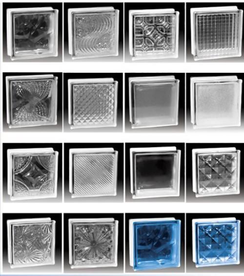 Gạch kính lấy sáng có nhiều mẫu mã đẹp mắt nhờ công nghệ kỹ thuật cao