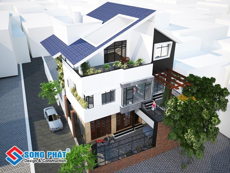 Những lợi ích tuyệt vời khi thiết kế tầng tum cho ngôi nhà