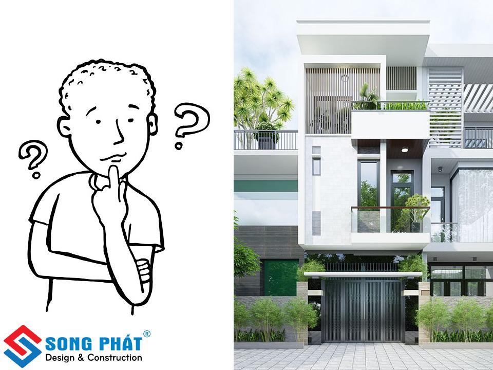 Lưu ý quan trọng nhất khi xây nhà chính là chọn được một nhà thầu uy tín