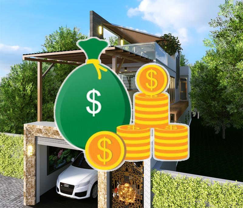 Lập ngân sách tài chính cũng là một trong những lưu ý quan trọng khi xây nhà