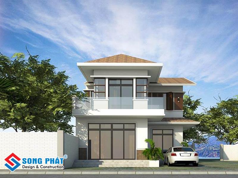 Thiết kế mái ngói giúp ngôi nhà trở nên bền vững theo thời gian